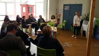 Une vingtaine de personnes ont assisté à la deuxième présentation du projet I-CARE.
